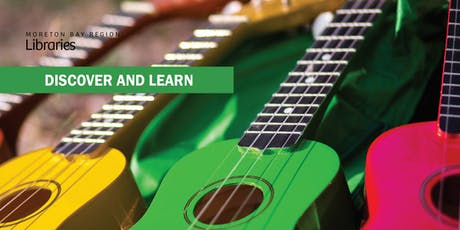 Learn to Play the Ukulele - Woodford Library tickets