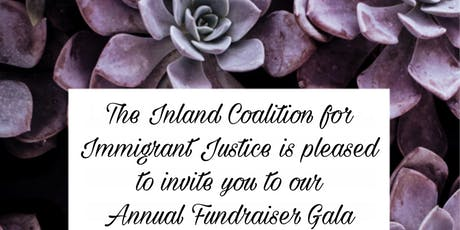 Inland Coalition for Immigrant Justice Annual Fundraiser 2019 tickets