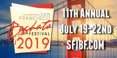 11th San Francisco BACHATA Festival