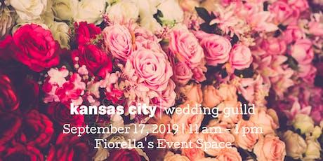 Kansas City Wedding Guild September Luncheon tickets