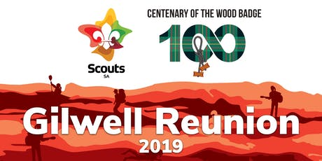 Gilwell Reunion 2019 tickets