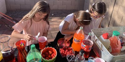 Sugar Rush Kids Juiceology Class
