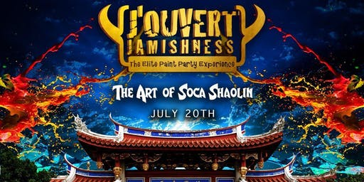 J'ouvert Jamishness- Art of Soca Shaolin