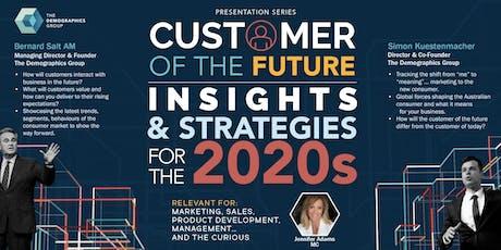 Customer of the Future - Breakfast Seminar - Sydney tickets