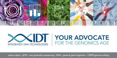 IDT: Optimizing CRISPR ribonucleoprotein components for precision genome editing [VD1-0619]