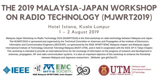 2019 MALAYSIA-JAPAN WORKSHOP ON RADIO TECHNOLOGY (MJWRT2019)