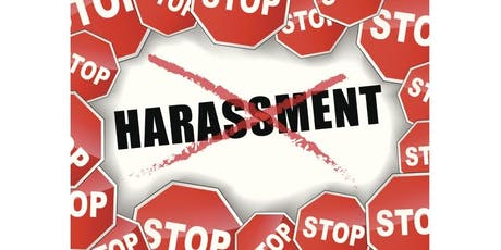 Harassment - Know where the Line is! tickets