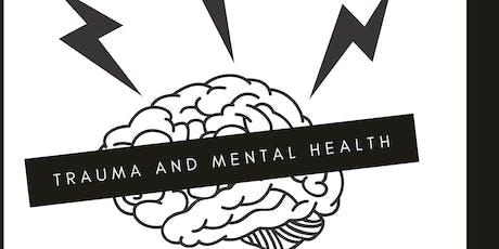 mental health & Trauma  tickets
