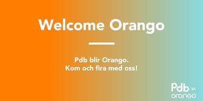 Welcome Orango - AW 16 maj