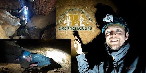 Einsteiger-Höhlentour