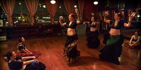 ATSⓇ Belly Dance Combinations 2 - Single Class tickets