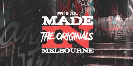 Made In Melbourne The Originals tickets