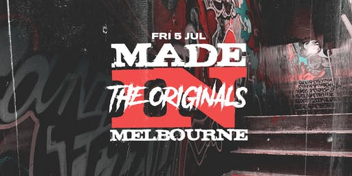 Made In Melbourne The Originals