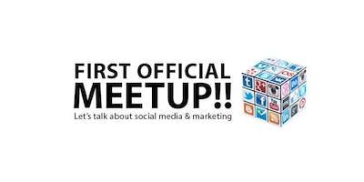 AIRDRIE Social Media Marketing FIRST MEETUP!!