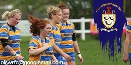 Women's Rugby Taster sessions at Old Leamingtonians in Leamington spa tickets