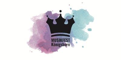 "Musikfest Königsborn ""Frank's Band"