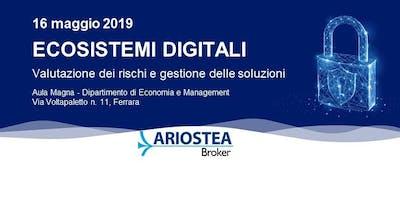 Ecosistemi Digitali - Valutazione dei rischi e gestione delle soluzioni