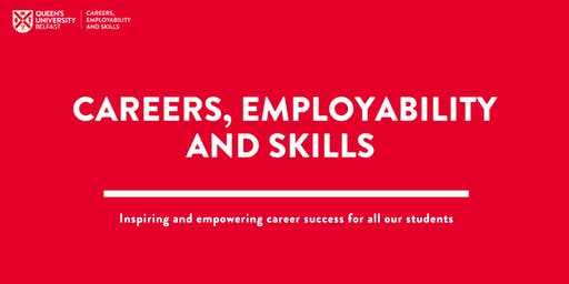 Careers Employability and Skills' Faculty Partnership Briefing (MHLS)