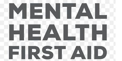 Mental health First Aid MHFA