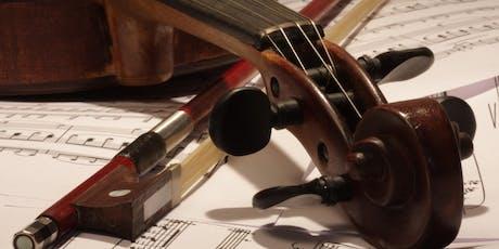 Thursday Tunes - Verdi and Puccini tickets