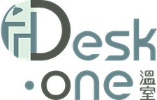 Desk-one logo