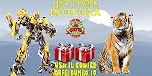 A Potenza arriva il Circo M.Orfei, codice promo