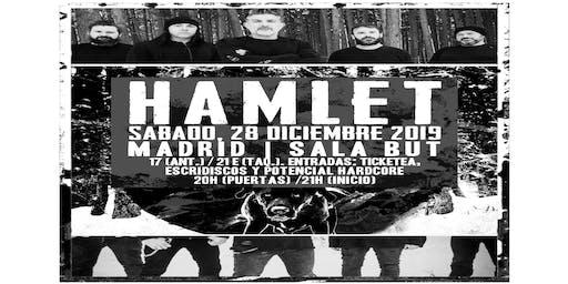 "HAMLET ""Gira Berlin"" MADRID"