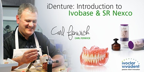 iDenture: Introduction to Ivobase and Nexco - Leicester tickets