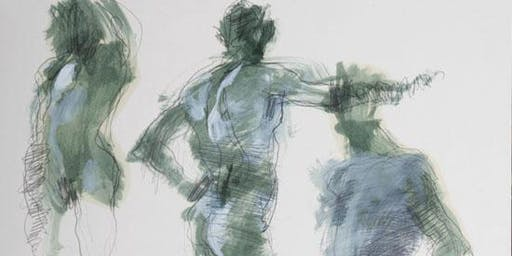 Life Drawing Workshop (deposit) June 2019