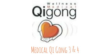 Wellness Medical Qi Gong WMQ 3&4 Certified Training with GRAND MASTER TAN Perth July 2019 tickets