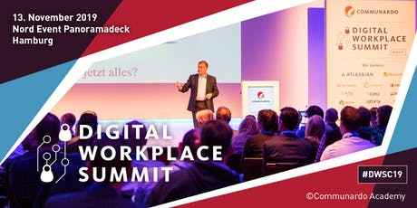 Digital Workplace Summit by Communardo 2019  Tickets