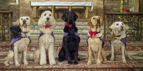 Canine Partners East Midlands Carol Service tickets