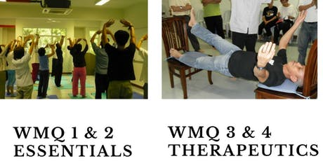 Wellness Medical Qi Gong WMQ1&2 3&4 Package Certified Training with GRAND MASTER TAN Perth July 2019 tickets