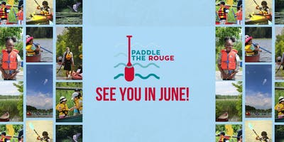 Paddle The Rouge in support of Wildlands League