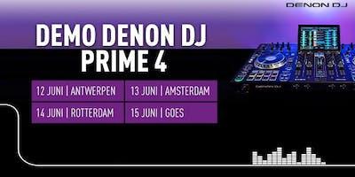 Demo Denon DJ Prime 4
