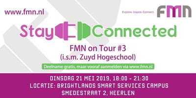 FMN on Tour #3: Stay Connected