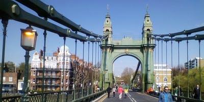 The future of Hammersmith Bridge as a world-class walking & cycling link