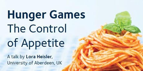 Hunger Games: The Control of Appetite tickets