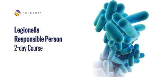 Legionella Responsible Person 2-day Course