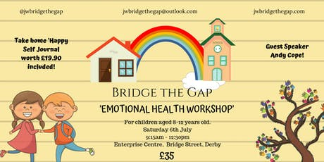 Emotional Health Workshop - For children aged 8 -12 years old tickets