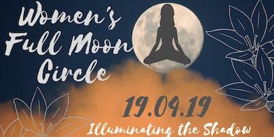 Womens Full Moon Circle