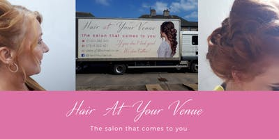 Hair at Your Venue Launch Night