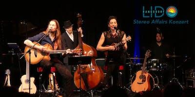 Stereo Affairs Konzert