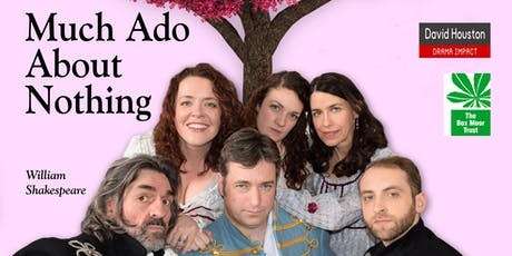 Bard at the Barn: Much Ado About Nothing tickets