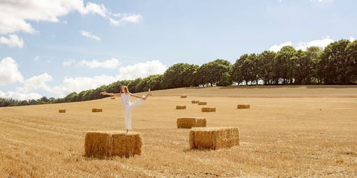 Yoga & Wellness Retreat Day at Cowdray, West Sussex, September 2019