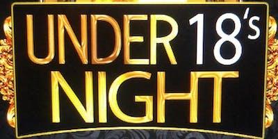 TEEN V.I.P Derbys Under 18s Night