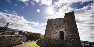 Lancashire's Lost Castles (Heysham) #LancsLearning