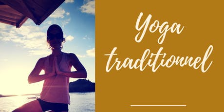 Yoga traditionnel tickets