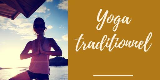 Yoga traditionnel