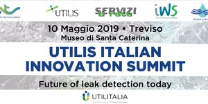 Utilis Italian Innovation Summit 2019